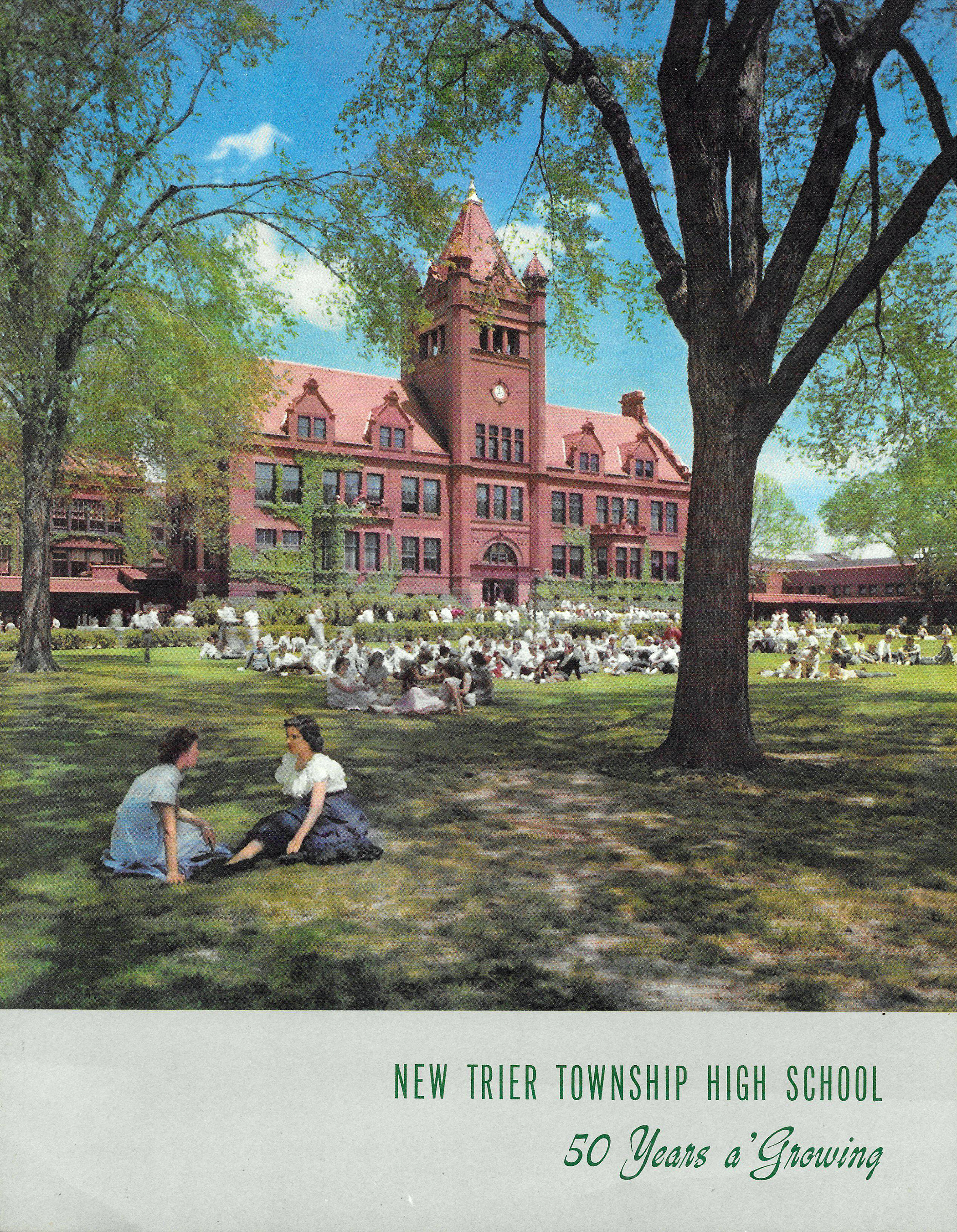 New Trier High School 1951